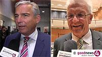 Innenminister Seehofer um 13 Uhr in Stuttgarter Innenstadt – Gemeinsam mit Kretschmann und Thomas Strobl in der Königstraße