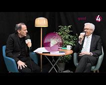 """goodnews4-Wahl-Talk Christian Frietsch im Gespräch mit Winfried Kretschmann Teil 1 """"Landespolitik"""""""