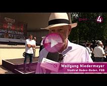 Baden-Baden Welterbe – Der erste Glücksmoment | Wolfgang Niedermeyer