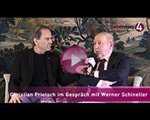 goodnews4-Talk: Christian Frietsch im Gespräch mit Werner Schineller, Oberbürgermeister a.D. Speyer