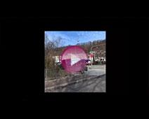 Zeitraffer-VIDEO von Werner Schmoll zur Busspur-Alternative