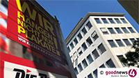 """""""Unmenschliche Wahlwerbung"""" – Protest der Israelitischen Religionsgemeinschaft – Demonstration des Aktionskreises am Sonntag um 12.30 Uhr in Baden-Baden an der Fieser-Brücke"""