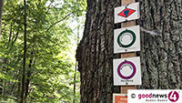 Schwarzwaldverein Baden-Baden lädt zum Wandern und zum Stammtisch – Zuckerbergschlösschen und Erlebnisrundweg