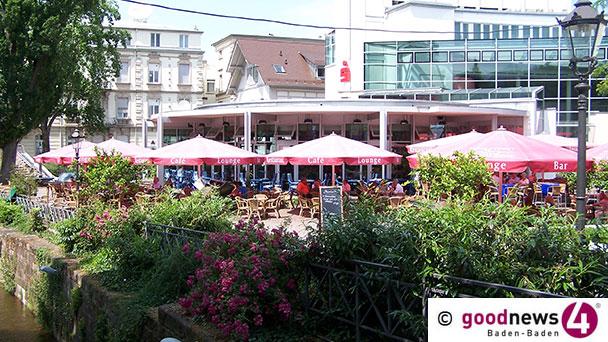 Dramatischer Zwischenfall im Restaurant Wallstreet in Baden-Baden – Mann mit gezückter Pistole von Polizei überwältigt
