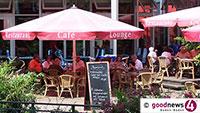 """Polizei und Staatsanwaltschaft bestätigen Vorfall im Restaurant Wallstreet – Widersprüche bei Zeitpunkt und Umständen – """"Zur Absicherung Dienstpistole gezogen"""""""