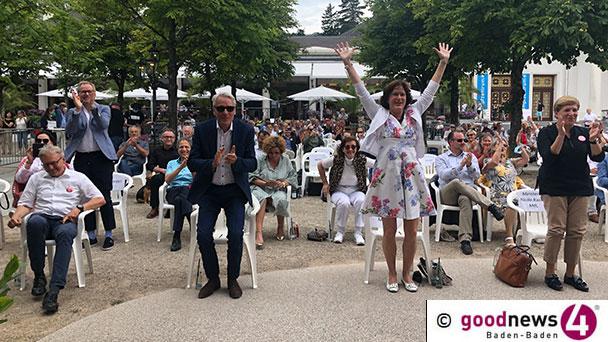 Es ist geschafft – Baden-Baden heute in UNESCO-Welterbeliste aufgenommen