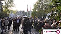 """Seltsamer November-Sommer in Baden-Baden - """"Es ist nicht normal um diese Jahreszeit, man weiß nicht mehr was man anziehen soll"""" - """"Unsere Generation kann es genießen, aber für unsere Kinder wird's problematisch"""""""
