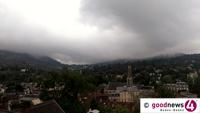 """Stürmisches Deutschland-Argentinien auch in Baden-Baden und Rastatt angesagt - goodnews4-Wetter-O-TON: """"Wo die Gewitter dann genau stattfinden, kann man erst zwei, drei Stunden vorher vorhersagen"""""""