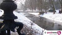 Feuerwehr warnt: Vorsicht beim Betreten von Eisflächen auf Gewässern