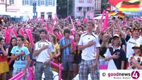 """Bei der WM kein Gerstner-Sambamärchen - Baden-Badener Gastronomen nicht im WM-Fieber - Amtsleiterin Uta Henke hat nur """"drei Anträge"""" für Außenübertragungen"""