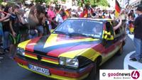Fußball-Fans in Rastatt atmen auf - Public Viewing in Rastatt bis 24 Uhr zulässig