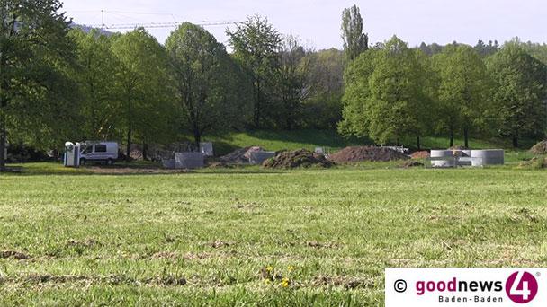 Dritte Bombe in Baden-Oos gefunden – Noch eine weitere Verdachtsstelle im Wörthböschel