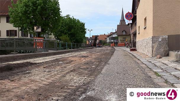 Sanierungsarbeiten in der Yburgstraße gehen weiter – 650.000 Euro für dritten Abschnitt