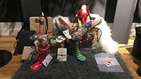 Gute Idee der Gaggenauer Einzelhändler - 170 Kinder suchten volle Nikolausstiefel in den Schaufenstern