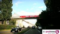 Rekord in Baden-Baden: 94 km/h - Autobahn bei Bühl: Mit 182 km/h in Baustelle - 800 Raser beim Blitzmarathon in Baden-Baden und Rastatt - Ankündigungen halfen nichts