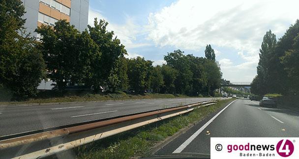 FBB mit Initiative gegen hässliches Autobahnzubringer-Milieu in der Baden-Badener Weststadt