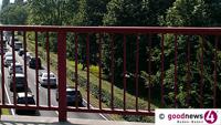 Eindrucksvolle Zahlen des Statistischen Landesamts zum Verkehrsaufkommen in Baden-Baden - Täglich über 21.000 Einpendler und fast 11.000 Auspendler